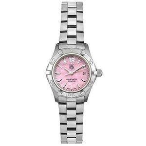 Pink Aquaracer TAG HEUER Women's Watch LIKE NEW!